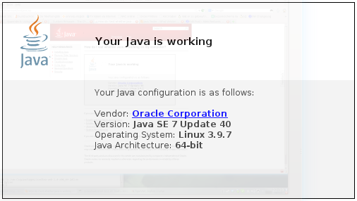java_is_working