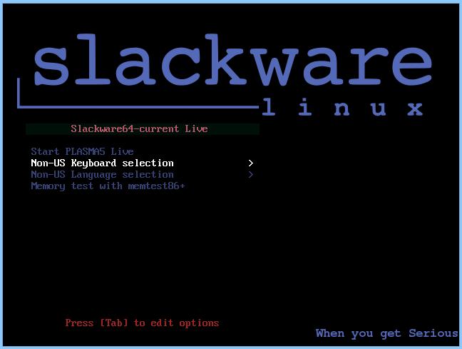 slackware espaol